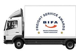 image: BIFA UK freight forwarding logistics shipping
