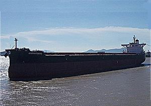 image: Greece Diana Shipping bulk freighter