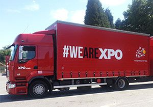 image: France US XPO logistics freight forwarding Norbert Dentressangle road haulage transport acquisition
