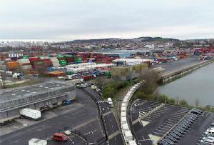 image: France, ports, Paris, Le Havre, Rouen, Calais Boulogne, Haropa, IPCSA,