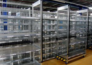 image: UK BITO Storage Systems Smart Slide Supply Chain Freight Consolidation Cargo pallet