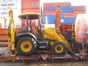 image: Onne Port Nigeria UK plant and machinery export project freight forwarding Tuscor Lloyd�s