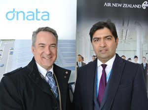 image: UK New Zealand dnata air freight cargo handling centre tonnes