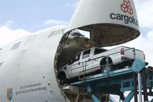 image: Luxembourg air freight shipping cargo payload tonne