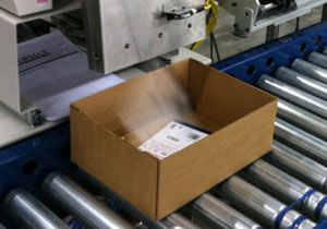 image: US Numina Group freight Modex supply chain show pick pack ship voice activated sorting
