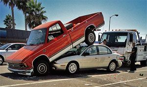 image: US truck American trucking Association freight congestion safety highway federal law class 7
