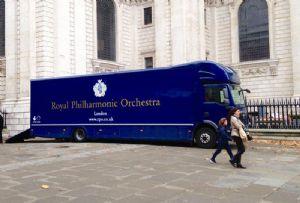 image: UK, hauliers, orchestra, logistics, EU, Brexit, Radiohead, mismanagement, musicians, cultural,