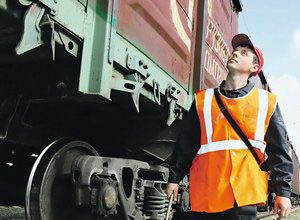 image: Russia rail freight forwarder cargo