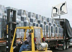 image: UK freight logistics supply chain Sunderland North East