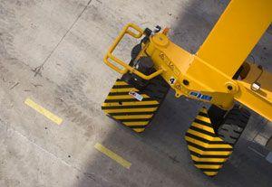 image: Finland Egypt rubber tyred gantry cranes freight container cargo handling Damietta Konecranes