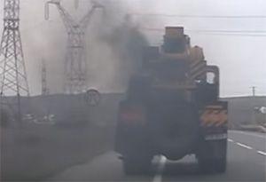 image: UK Freight Transport Association carbon reduction scheme van HGV road haulage logistics pollution