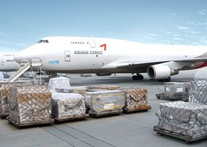 image: Asiana airlines cargo carrier air freight forwarders cartel antitrust litigation
