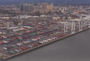 image: US virus Federal Maritime Commission port authorities cargo freight terminal Bentzel Sola