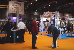 image: LiftEx lifting safety health logistics conference exhibition overhead professionals Aberdeen Handy Shipping Guide