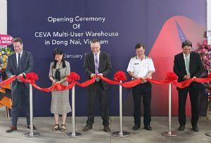 image: Vietnam, CEVA, logistics, warehouse, distribution, hub, Long Thanh International Airport, tonnes,