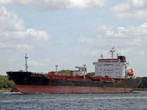 image: Asia product chemical tanker container ship sinking bulk vessel
