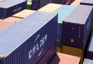 image: CMA CGM Ocean Three container shipping freight agreement China Shipping Container Lines (CSCL) United Arab Shipping Company (UASC)