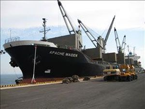 image: TBS shipping logistics multipurpose tweendeckers handysize handymax bulk carriers vessels ships Latin America China Japan South Korea North America Africa Caribbean Middle East heavy lift ships port services operations