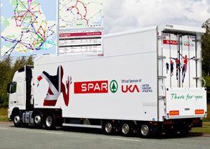 image: UK Blakemore Paragon transport optimisation road haulage vehicles fuel emissions