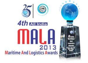 image: India freight Forwarding logistics container shipping port awards terminal handling