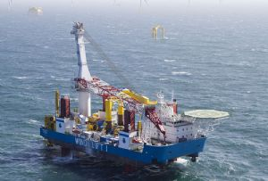 image: Swiss Army Knife, Harren & Partner's, SAL, renewables, wind, offshore, energy, heavy lift,