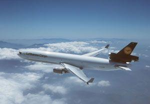 image: Lufthansa freight air cargo Lagos Frankfurt Germany Nigeria freighter