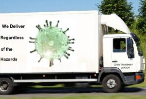 image: UK, Logistics, Covid-19, pandemic, road, haulage, drivers, HGV, report,