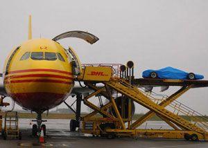 image: Germany UK DHL Formula One F1 Ecclestone freight forwarding logistics partner Dubai