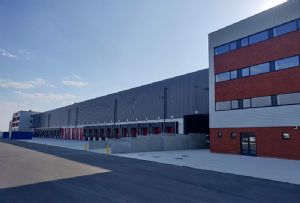 image: Belgium Liege Airport WFS air cargo handler freight logistics shift freighter aircraft