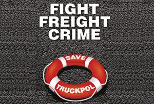 image: UK freight road haulage truck crime unit TruckPol