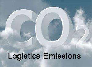 image: UK freight transport logistics carbon emissions