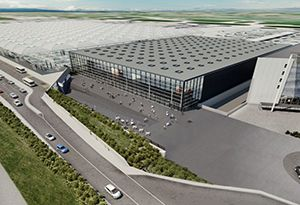 image: UK Stansted air freight passenger cap cargo expansion