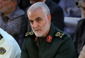 image: Iran US The Gulf Iranian General Soleimani assassination Hezbollah maritime attacks Strait of Hormuz insurance rates Quds drone strike