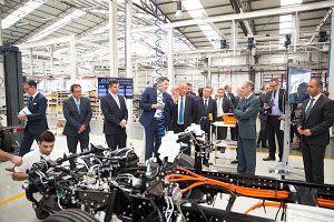 image: Portugal Asia Americas electric truck eCanter Fuso Mitsubishi Elon Musk Tesla semi truck Daimler