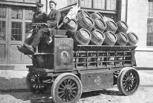 image: UK logistics staff hospitality Harri drivers shortage warehousing