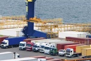 image: John Good UK maritime freight service road haulage driver CPC BIFA RHA