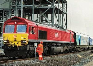 image: UK DB cargo rail freight redundancies downsizing
