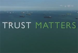 image: Seafarers Trust container shipping bulk tanker passenger ferry ITF