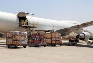 image: IATA, air, freight, cargo, October,