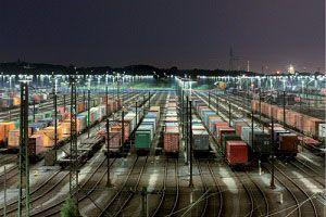 image: Kuehne + Nagel Eurasian Express multimodal cargo rail freight China Asia Europe logistics