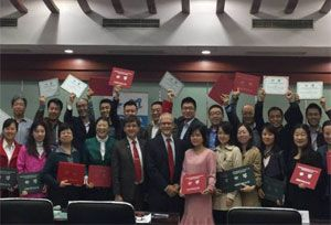 image: China FIATA freight forwarding dangerous goods training