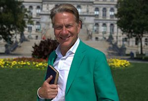 image: Chartered Institute of Logistics and Transport (CILT) awards Michael Portillo