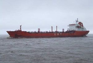 image: Somalia pirate attack freight chemical tanker cargo freighter India