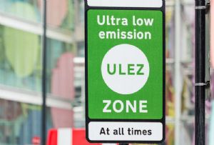 image: Europe Great Britain France emission zones Crit'Air vignette trucks road freight hauliers haulage