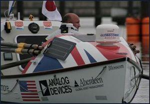image: Japan US UK ocean freight veteran charity maritime communications