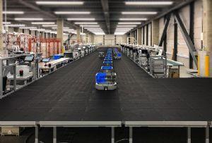 image: Japan, Robots, Orbis, LiBiao, sortation system, eCommerce,