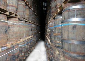 image: Carntyne transport square feet whisky storage cargo logistics warehouse