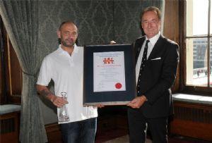 image: UK heroes Shipwrecked Mariner' Society IMRF Awards