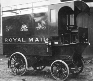 image: Frost & Sullivan,electric car,electric van,Boris,GLA,Greater London Authority,London Underground,National Car Parks,Daimler,Mail,van