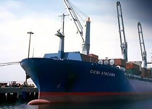 image: India China Germany freight forwarding container shipping logistics acquisition